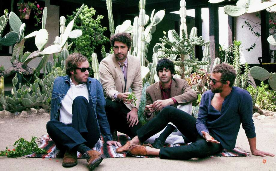 The Allah-Las bring their breezy, beachy musical brew from Los Angeles to the Chapel in San Francisco on Dec. 30-31. Photo: Innovative Leisure / ONLINE_YES