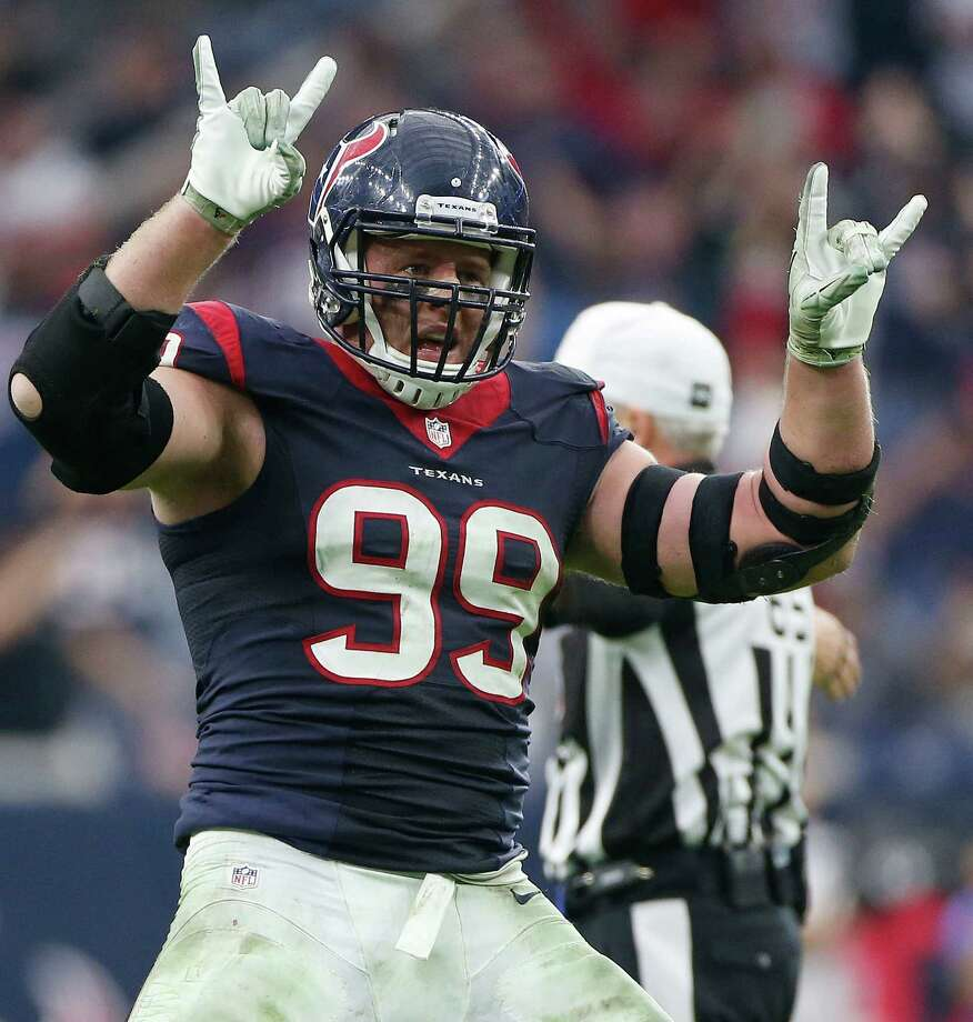 Times when J.J. Watt made headlinesDefensive end J.J. Watt loomed large in the Houston sports landscape this year. See how the Texans star stayed on our radar this year. Photo: Karen Warren, Staff / © 2014 Houston Chronicle