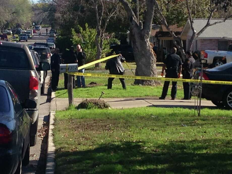 A woman was shot and killed by her boyfriend on Christmas Day, San Antonio police said. Photo: By Josh Fechter / Express-News
