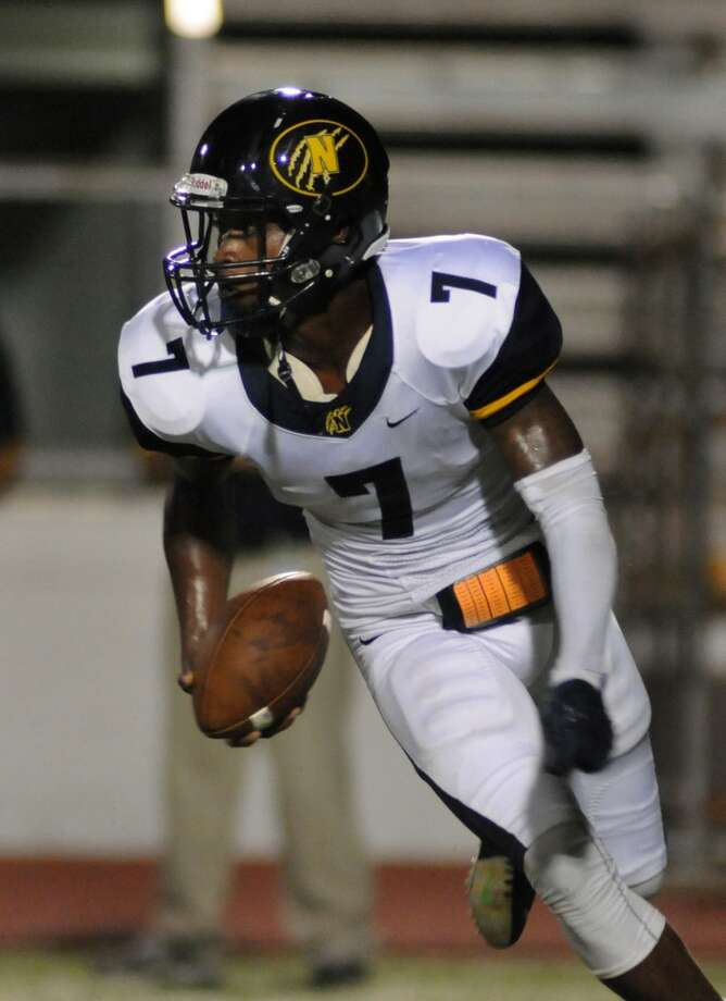 ATH  Darrell Stewart, Nimitz  6' 2'' - 190 pounds  Michigan St. Photo: Jerry Baker, For The Chronicle