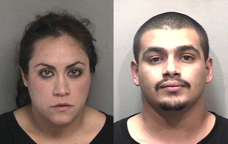 Christina Rodriguez and Jose Ruiz are accused of lifting packages delivered to homes in the East Bay. Photo: Livermore Police / ONLINE_YES