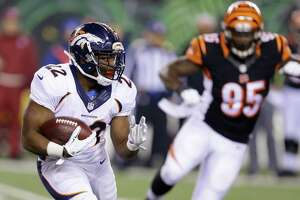 Broncos' C.J. Anderson joins Cal running backs thriving in NFL - Photo