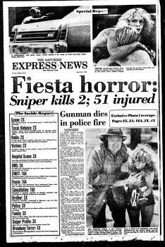 April 28, 1979 Photo: Express-News File Photo