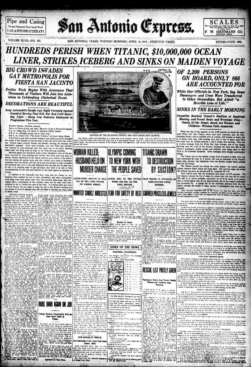 April 16, 1912
