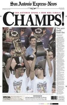 June 26, 1999 Photo: Express-News File Photo