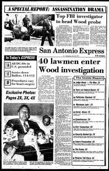 May 30, 1979 Photo: Express-News File Photo