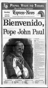 Sept. 13, 1987 Photo: Express-News File Photo