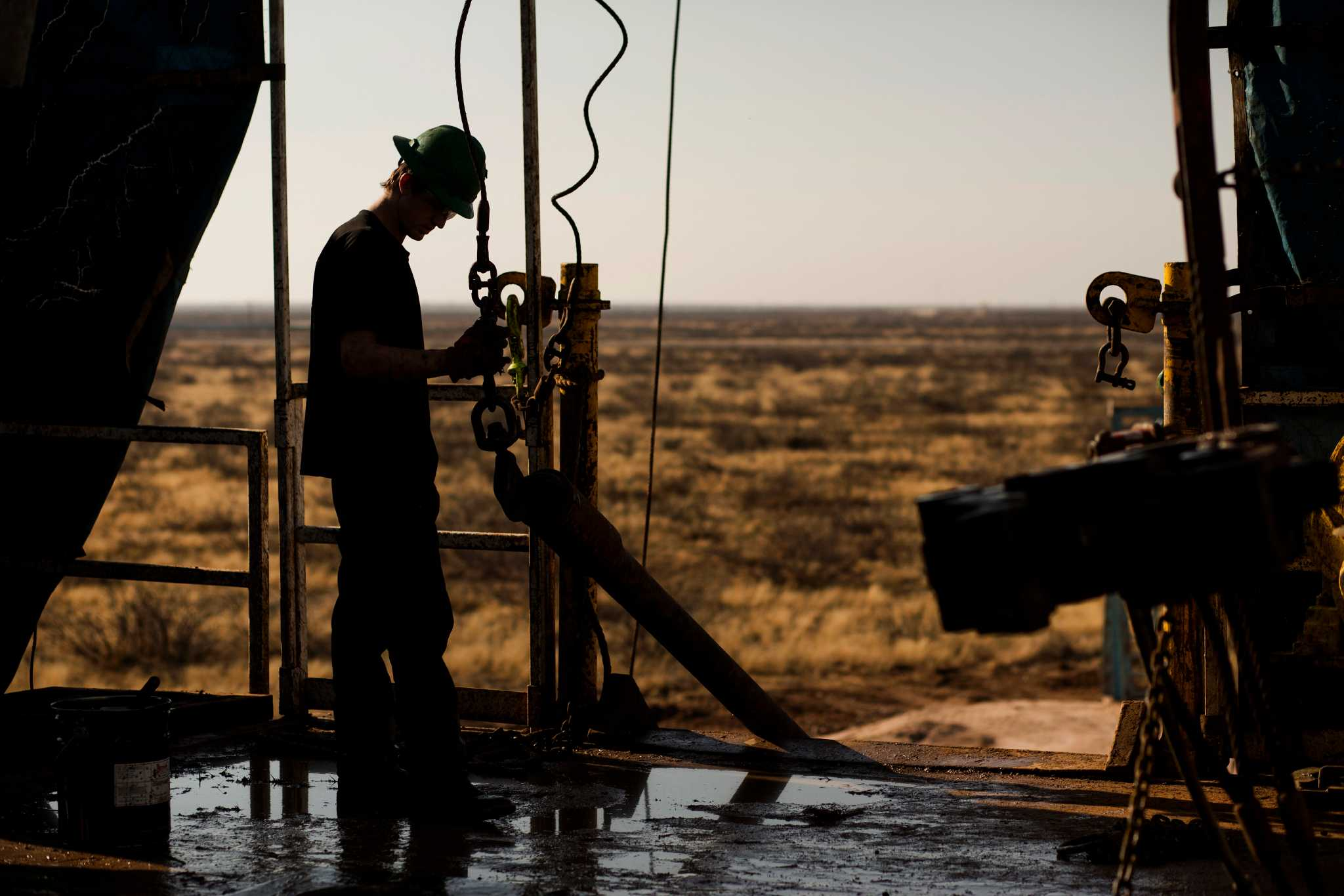 Grim outlook for Texas oil workers despite crude rally Houston