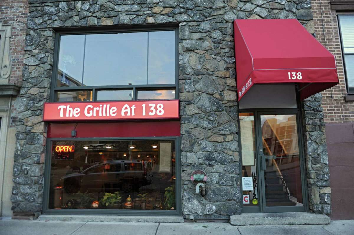 Exterior of Grille at 138 on Thursday, Nov. 4, 2014 in Albany, N.Y. (Lori Van Buren / Times Union)