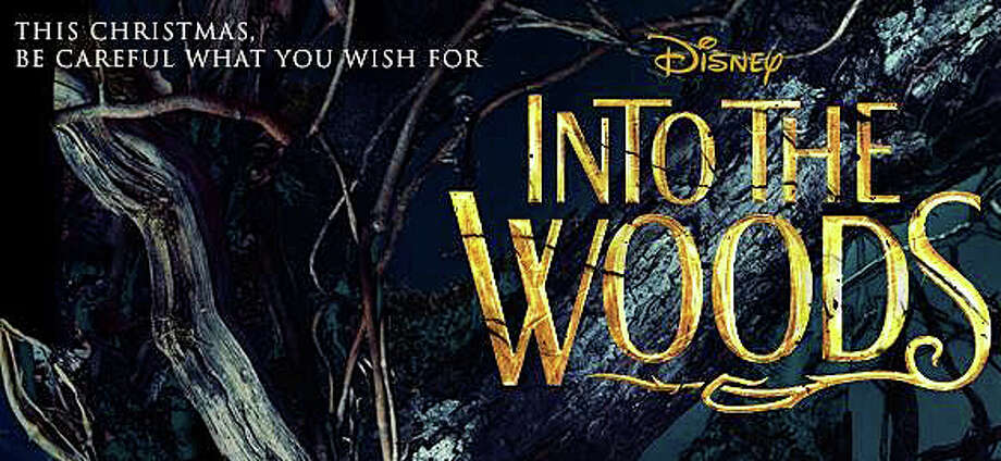 """Into the Woods"" is a new movie version of the Stephen Sondheim/James Lapine musical  re-telling of the Grimm fairy tales. Photo: Contributed Photo / Westport News"