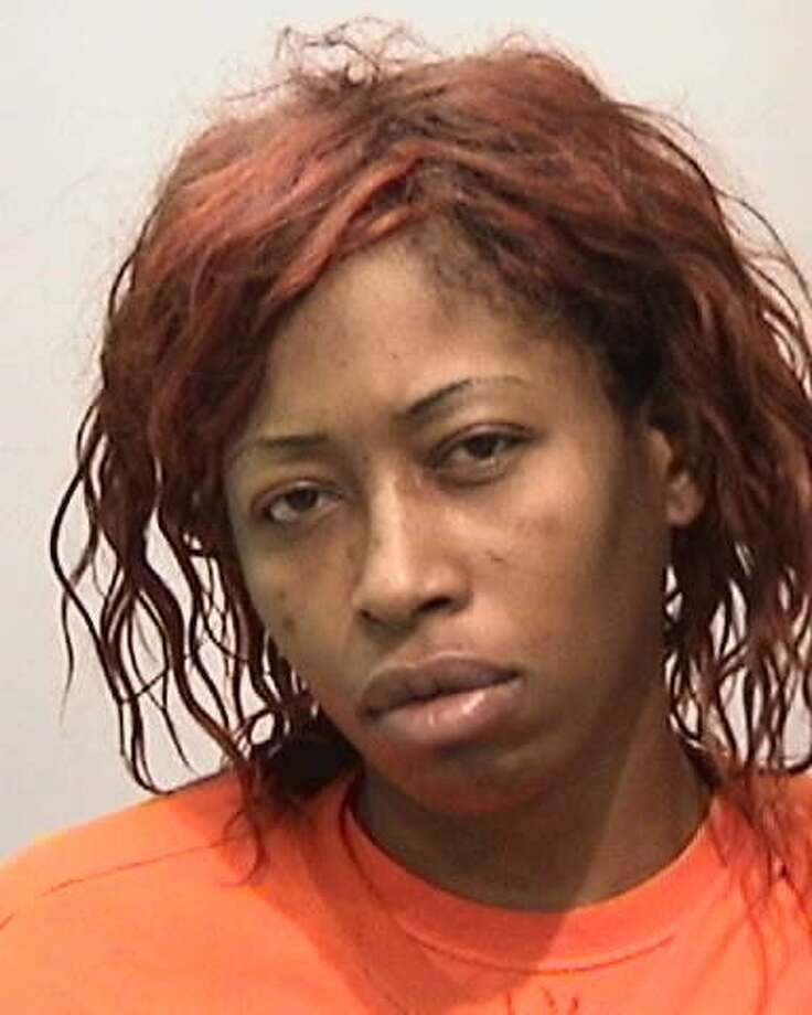 Myesha Carr, 32, was arrested Tuesday, Dec. 23, 2014, in connection with the fatal shooting of Daron Raynaldo, 23, outside his Potrero Hill home in San Francisco on Nov. 27. Photo: Courtesy / San Francisco Police Department / ONLINE_YES
