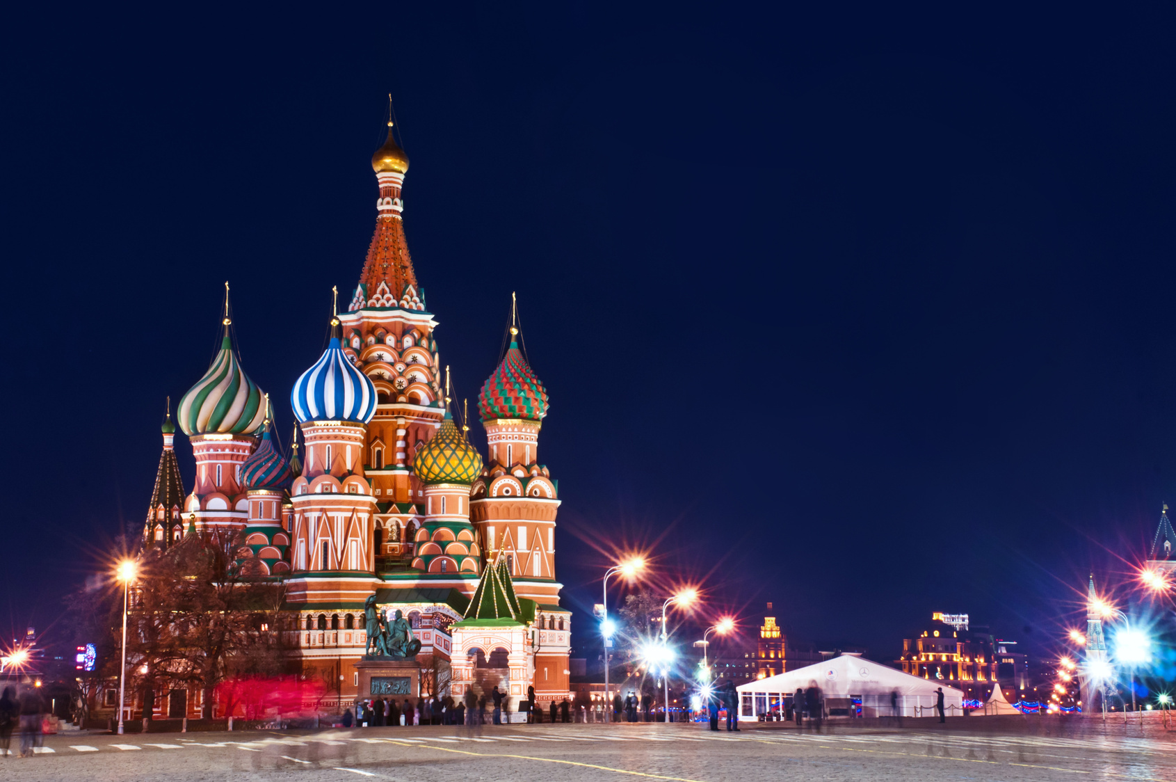 It is impossible to explain Russia. But I have to try ...