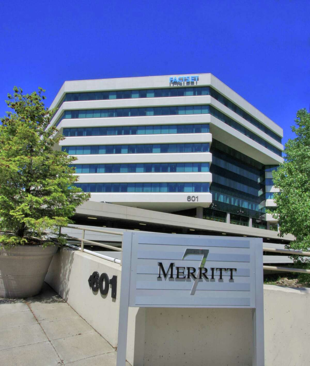 FactSet, which has its headquarters at Merritt 7 in Norwalk, has seen the benefits of extensive energy improvements. The complex, which contains more than 1.4 million square feet of office space, has received Leadership in Environmental and Energy Design recognition by the U.S. Green Building Council and the Environmental Protection Agency's Energy Star program.