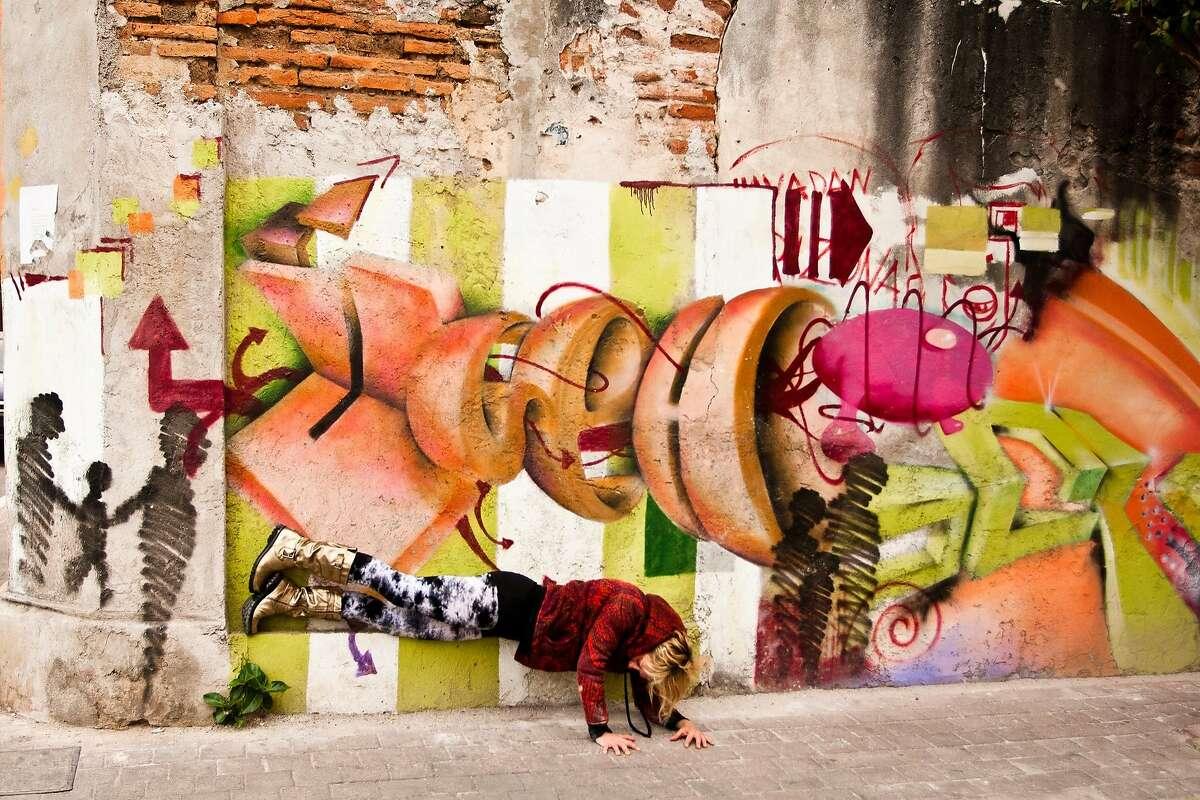 Katheen Hermesdorf by Carlos Lopéz Pantoja