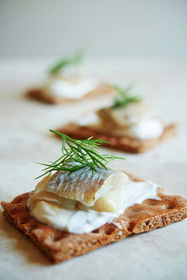 Bi-Rite Market's pickled herring. Photo: Jean Ho / Special To The Chronicle / ONLINE_YES