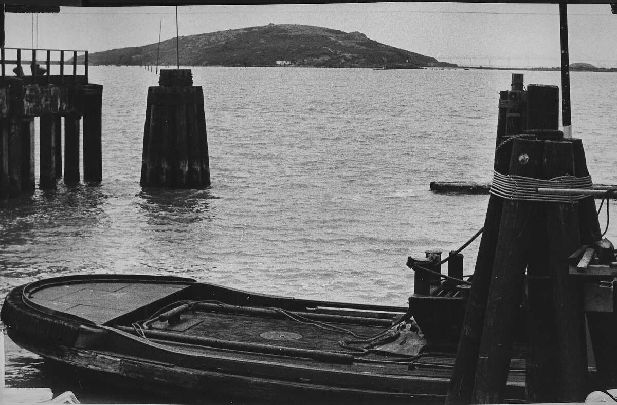 Brooks Island off the coast from Richmond.