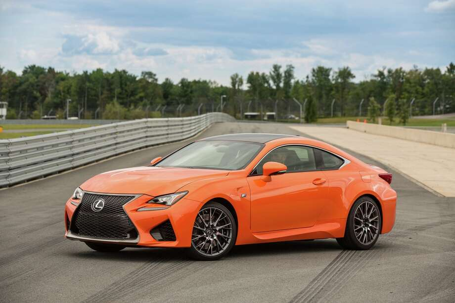 Charming The Luxury Sport Coupe Category Gets A Lot Hotter With The 2015 Lexus RC  350,