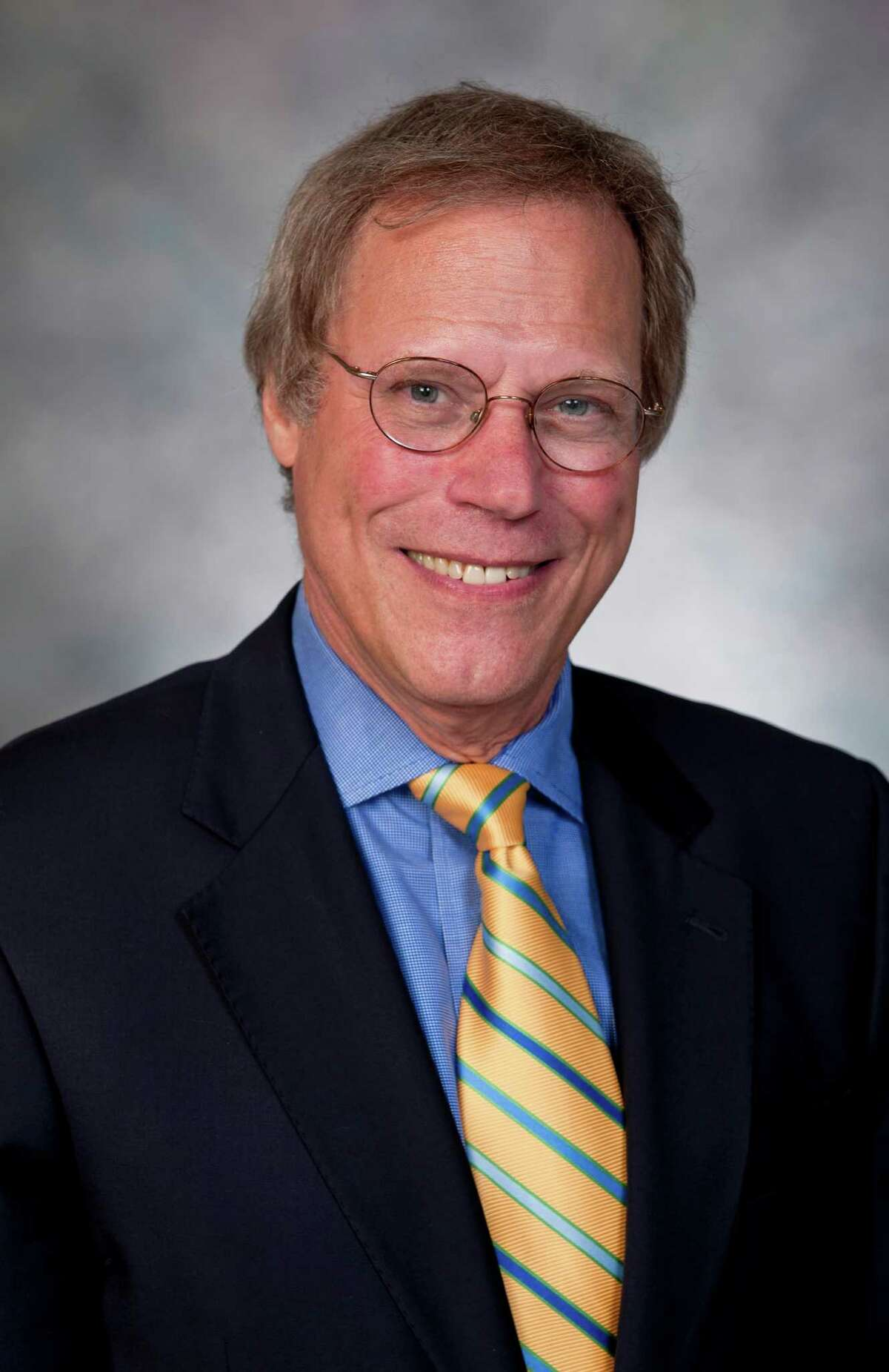 Dr. Stephen Klineberg, co-director of the Kinder Institute for Urban Research at Rice University.