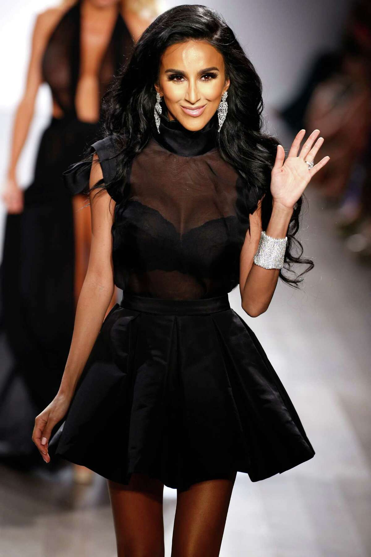 Lilly Ghalichi Dubbed the