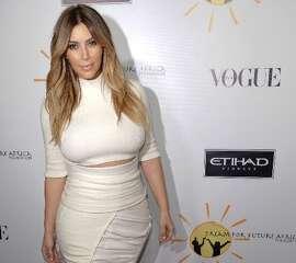 Kim Kardashian: the best part's behind her