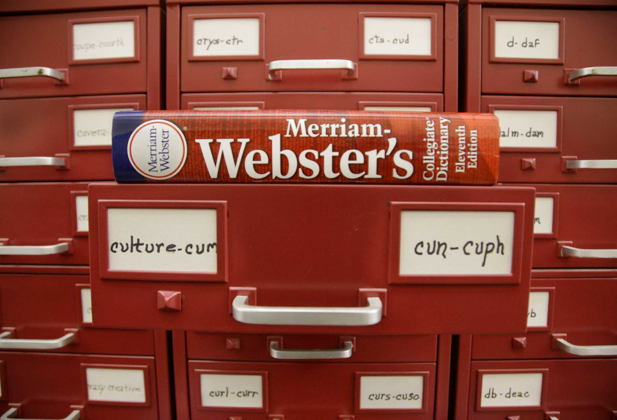 Justice' is Merriam-Webster's word of the year, beating out