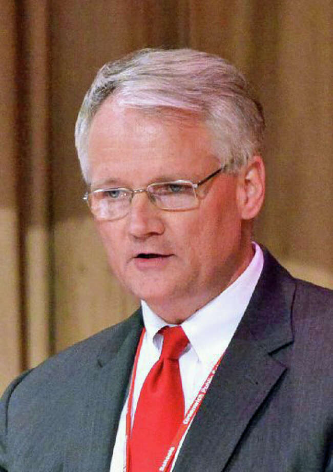 Superintendent of Schools William McKersie. Photo: File Photo / Greenwich Time File Photo