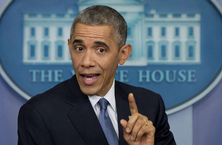 President Barack Obama Photo: Carolyn Kaster /Associated Press / AP
