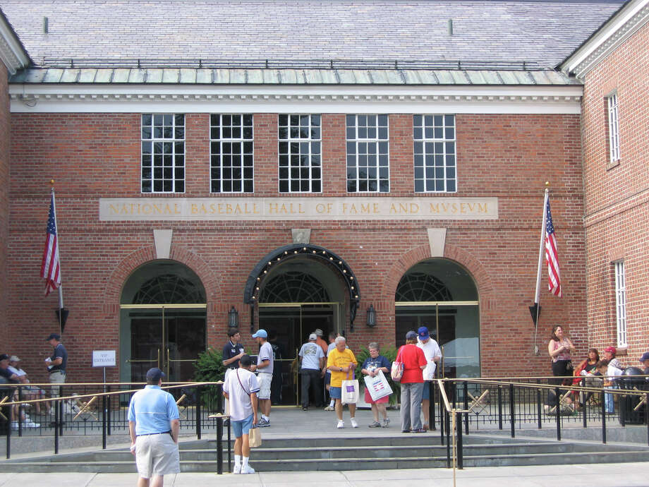 Tthe National Baseball Hall of Fame in Cooperstown sparks a lot of memories, and for one reader, so did a recent sports column in the E-N. Photo: Burt Henry /San Antonio Express-News / SAN ANTONIO EXPRESS-NEWS