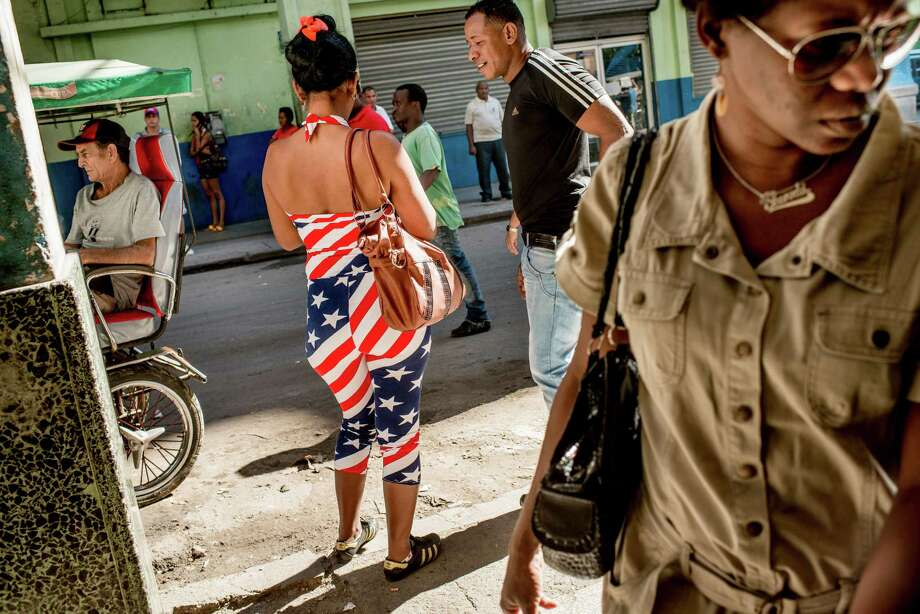President Barack Obama's restoration of diplomatic ties with Cuba has snatched a major cudgel from his critics and potentially restored some of Washington's influence in Latin America. Photo: THE NEW YORK TIMES /New York Times / NYTNS