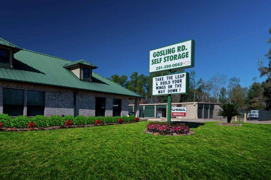 William Warren Group, operator of StorQuest Self Storage, has acquired properties from the Jenkins Organization, including Gosling Road Self Storage in Spring. The business is in an affluent and high-growth area northwest of Houston. Photo: William Warren Group