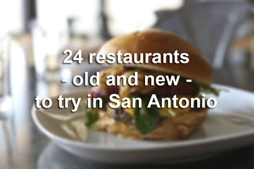 If you find yourself eating at the same places night after night, ditch the routine and give your palate something new with our critics picks for some of the best dining options in San Antonio. Photo: SAEN