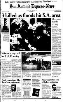 Oct. 18, 1998 Photo: Express-News File Photo