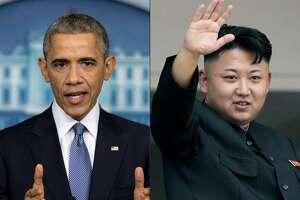 North Korea uses racial slur against Obama over hack - Photo