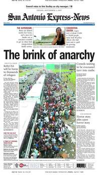 Sept. 2, 2005 Photo: Express-News File Photo