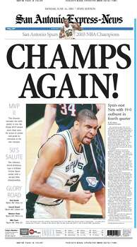 June 16, 2003 Photo: Express-News File Photo