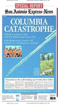 Feb. 2, 2003 Photo: Express-News File Photo