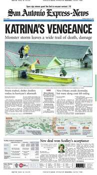 Aug. 30, 2005 Photo: Express-News File Photo