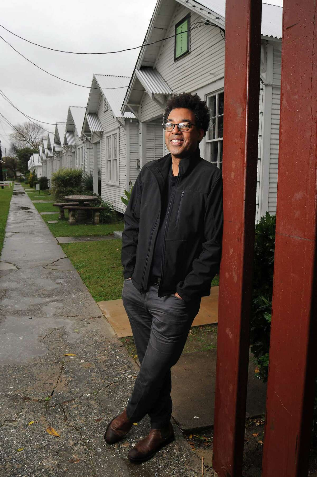 """Rick Lowe's Project Row Houses is part of the """"social practice"""" movement, which he says has """"been coming for a long time."""""""