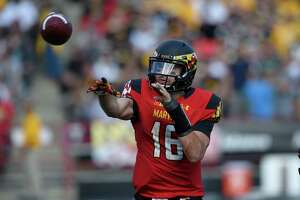 Maryland QB tops own team, Stanford in rushing yards - Photo