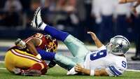 Cowboys not backing off Redskins - Photo