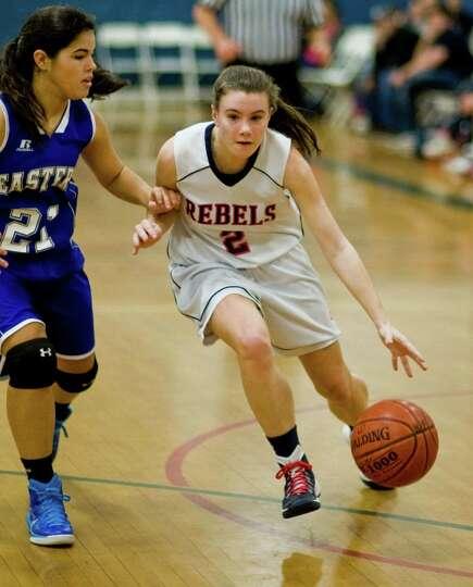 New Fairfield: Junior guard Emily Farrell averaged 13.5 ...