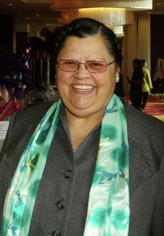 Sister Norma Gutierrez Photo: LELAND A. OUTZ,  FREELANCER / SPECIAL TO THE EXPRESS-NEWS / SAN ANTONIO EXPRESS-NEWS