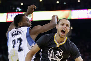 Warriors pound T'wolves to end mini-slump - Photo