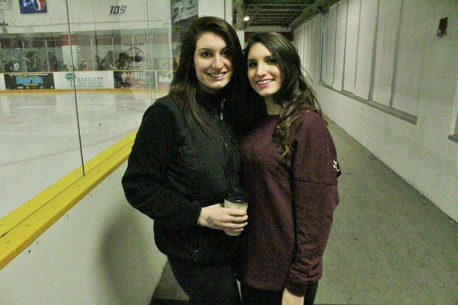 Were you SEEN at the Danbury Whalers' home game on December 27, 2014? Photo: Nuria Ryan