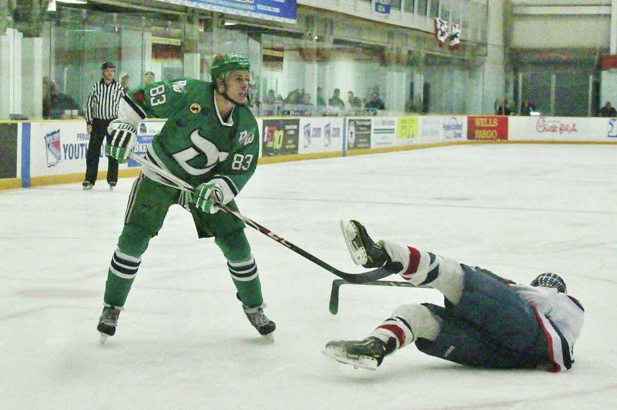 The Danbury Whalers will open the FHL playoffs Friday at Danbury Arena. Find out more.