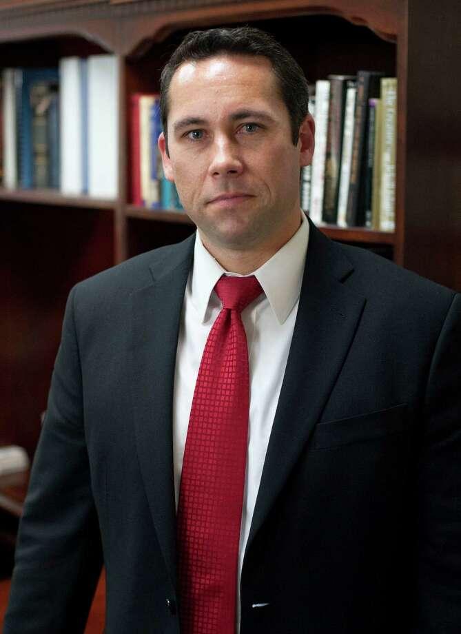 Comal County criminal defense attorney Tommy Vaughn Photo: Darren Abate / Associated Press / FR115 AP