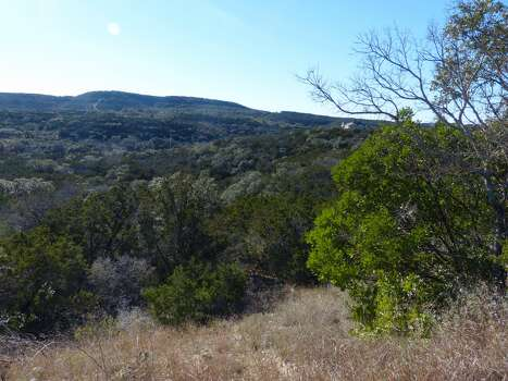 The MABE-Canyon Ranch area of Government Canyon State Natural Area, shown here, may soon be annexed, along with other portions, by the city of San Antonio. Photo: Billy Calzada, San Antonio Express-News /  San Antonio Express-News