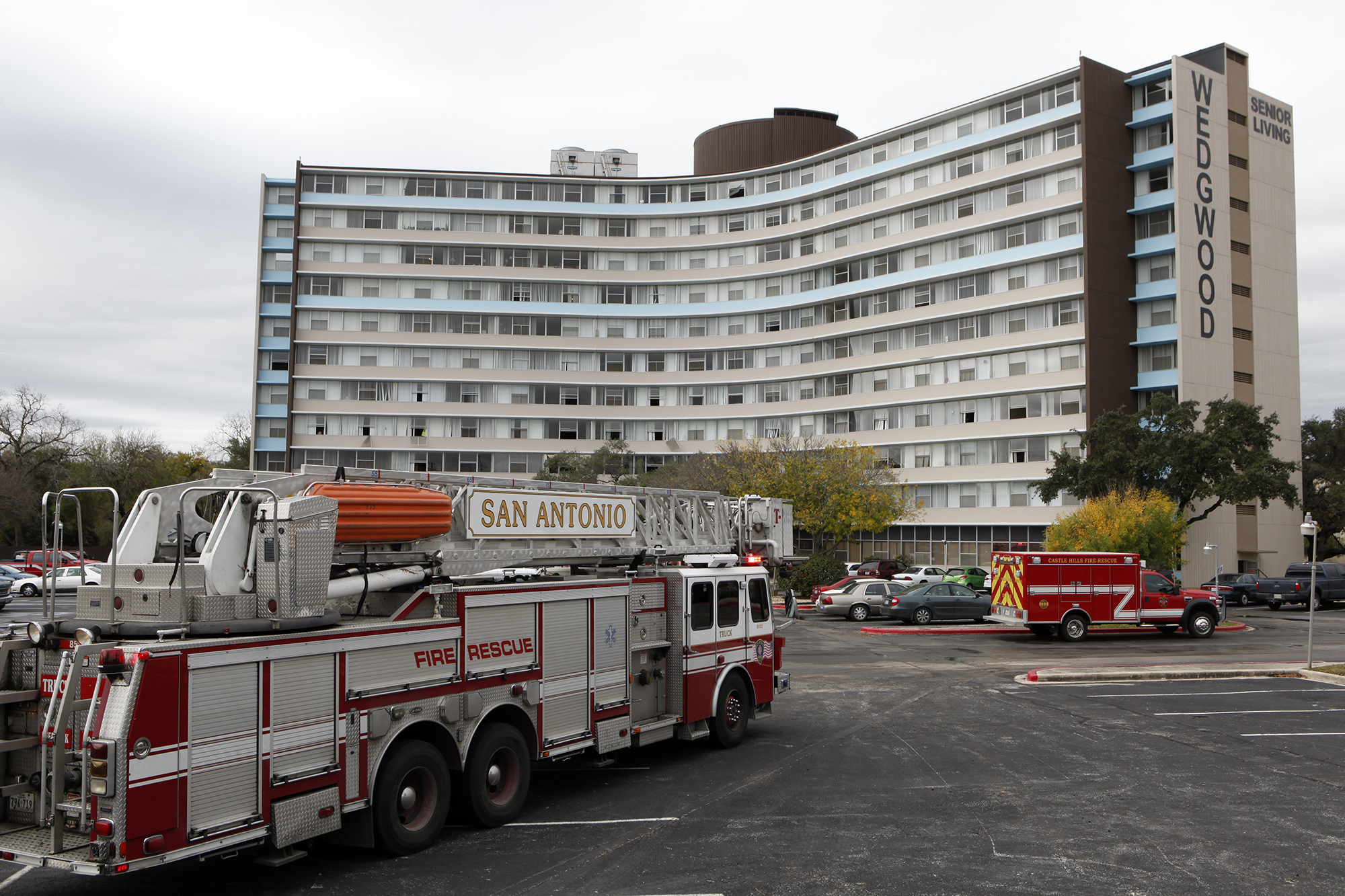Medical Examiner names fifth Castle Hills high-rise resident