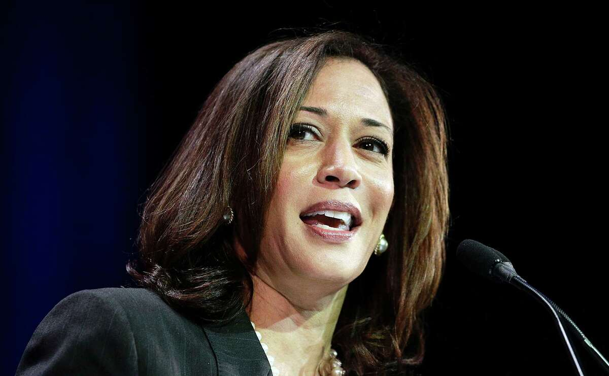 Attorney General Kamala Harris would be considered one of the top Democratic candidates for Senator Boxer's seat if she decides to run.