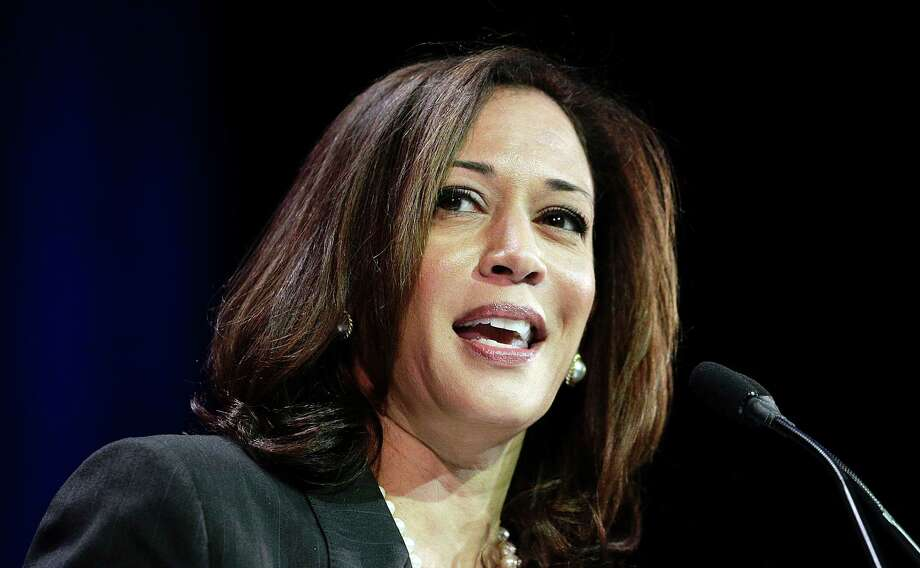 Attorney General Kamala Harris is one of the few black prosecutors in the nation. Photo: Jae C. Hong / Associated Press / AP